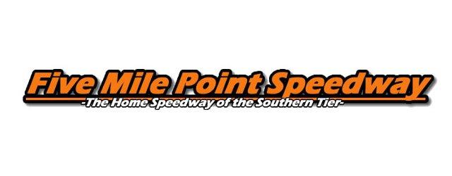 FIve Mile Point Speedway Logo