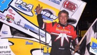 Jeff Swindell wins the Loren Woodke Memorial...