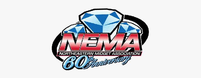 North Eastern Northeastern Midget Association nema logo