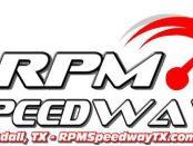 RPM Speedway of Texas Logo