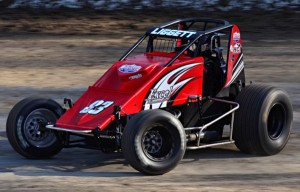 #83 Austin Liggett. 2012 Rookie of the Year. Photo by Rob Hargraves.