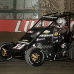 Tony Stewart. - Serena Dalhamer / Mermaid Racing Photos