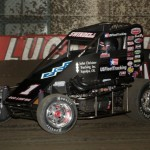 Sammy Swindell. - Serena Dalhamer / Mermaid Racing Photos