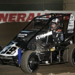 Bryan Clauson. - Serena Dalhamer / Mermaid Racing Photos