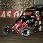 Kyle Larson. - Serena Dalhamer / Mermaid Racing Photos