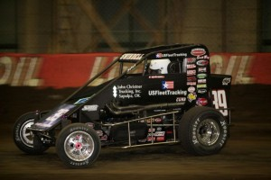 Kevin Swindell took the top spot in the VIROC V at the 2013 Chil