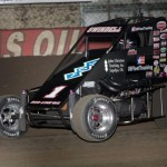 Sammy Swindell wins qualifying night #2 of the 2013 Chili Bowl M
