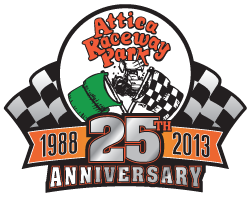 Attica Raceway Park Logo 2013