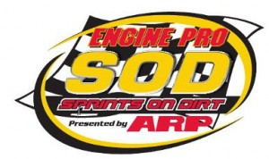 2013 SOD Sprints on Dirt Logo
