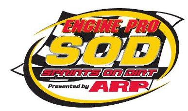 2013 SOD Sprints on Dirt Logo