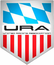 URA United Racing Association 2013 Logo