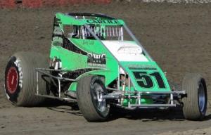 #51 Rusty Carlile. Photo by Lance Jennings.