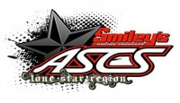 For the first time in 2014, Johnny Herrera grabbed an ASCS feature win, leading start to finish with the Smiley's Racing Products ASCS Lone Star Region at the Abilene Speedway on Saturday night.