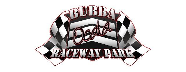 Bubba Raceway Park Ocala Logo tease