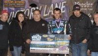 Bryan Clauson led a list of feature winners from this past weekend...
