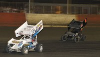 USAC and Winged 360 sprint cars in Florida along New Zealand and Australia events...