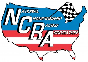 2013 NCRA National Championship Racing Association Logo