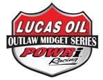 POWRI Outlaw Midget Series Logo