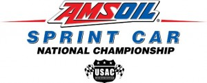 USAC National Sprint Car Series Logo 2013