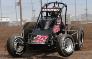 Bryan Clauson. - Lance Jennings Photo