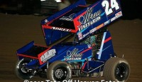 Rico Abreu won the Dave Bradway Memorial Saturday night at Silver Dollar Speedway.  Kyle Hirst, Jonathan Allard, Andy Gregg, and Sean Becker rounded out the top five.