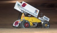 Derek Hagar won the United Sprint Car Series feature Saturday night at Duck River Speedway.  Tim Crawley, Terry Gray, Morgan Turpen, and Anthony Nicholson rounded out the top five.