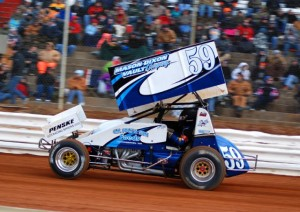 Jim Siegel. - Rick Rarer / Sprintcarnews.com Photo