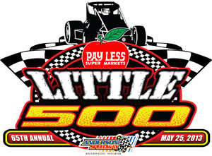2013 Little 500 Anderson Speedway Logo