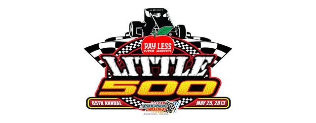 2013 Little 500 Anderson Speedway Logo Tease