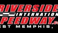 A.G. Rains won the sprint car feature Saturday night at Riverside International Speedway.