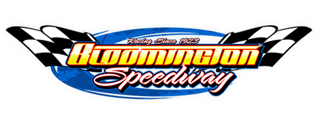 2013 Bloomington Speedway Logo tease