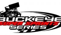 Kevin Mingus won the  25-lap Buckeye Super Sprint feature Saturday night at Columbus Motor Speedway.