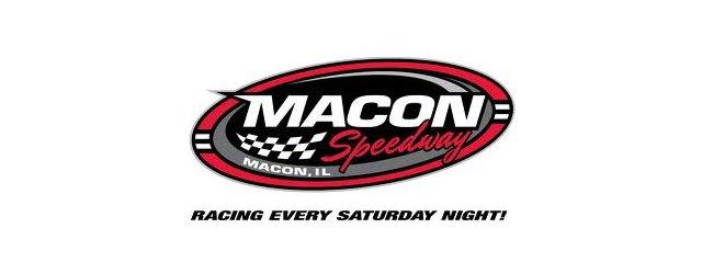 Macon Speedway Logo Tease