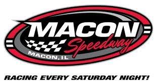 Macon Speedway Logo