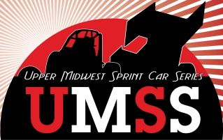 UMSS Upper Midwest Sprint Series Logo