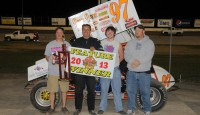 Feature winners from last weekend...