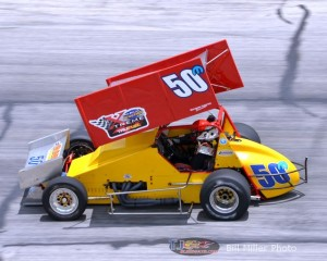 Brian Gerster. - Bill Miller Photo