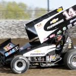 Tony Stewart. - Jan Dunlap Photo