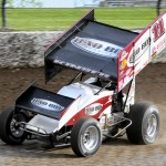 Steve Kinser. - Jan Dunlap Photo