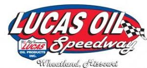 Lucas Oil Speedway Logo