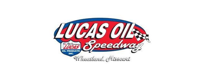 Lucas Oil Speedway Logo Tease