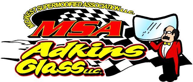MSA Midwest Super Modified supermodified Association Logo 2013