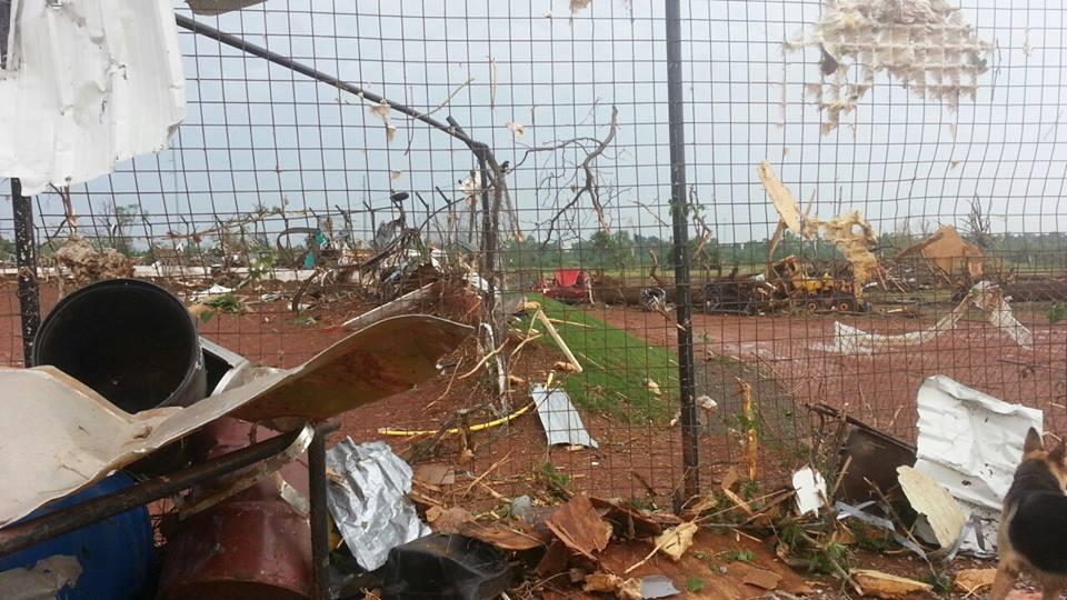 Courtesy Car City >> Riverside I-44 Speedway Devastated by Tornado ...