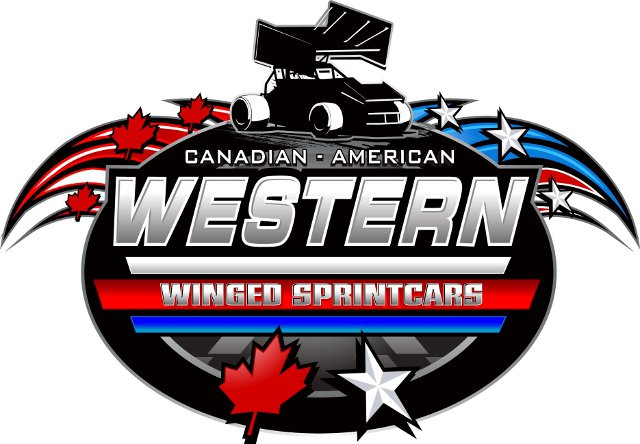 Western Winged Sprint Cars Logo 2013
