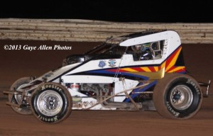 #7K Bruce St. James. 15th in USAC SouthWest Points. Photo by Gaye Allen.