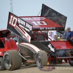 Dave Blaney.  - Bob Buffenbarger Photo
