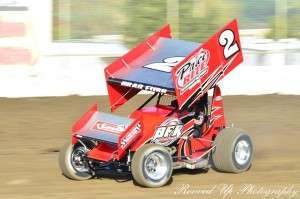 Brad Furr has a series best three wins this year (Amanda Jones photo