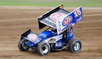 Donny Schatz still leads the feature win list into the final week of August...