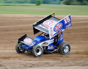 Donny Schatz. - T.J. Buffenbarger Photo