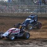 Joe Bares (#19) and Gregg Dalman (#49t). - T.J. Buffenbarger Photo